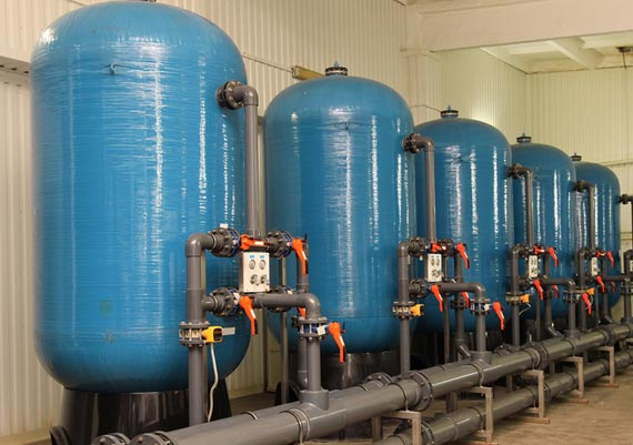 Commercial Water Filtration, Pipes